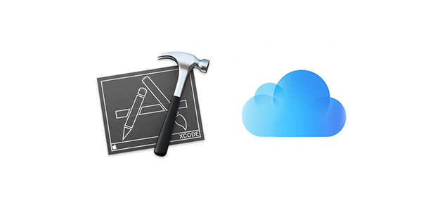 iCloud 테스팅과 디버깅